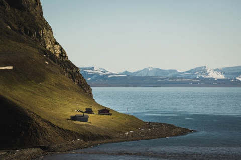 Svalbard Contrast