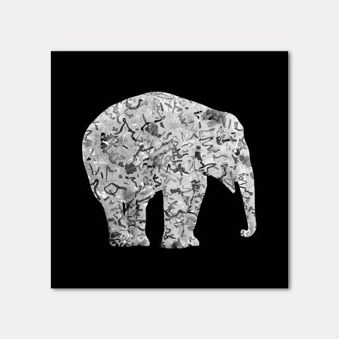 The Migthy Elephants, LBlack